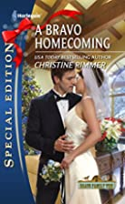 A Bravo Homecoming by Christine Rimmer