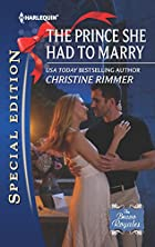 The Prince She Had to Marry (Harlequin…