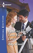 Finding His Lone Star Love (Harlequin…