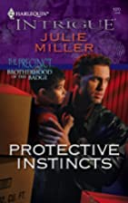 Protective Instincts (Harlequin Intrigue) by…