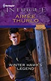 Thurlo, Aimee: Winter Hawk's Legend (Harlequin Intrigue)