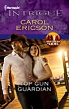 Top Gun Guardian (Harlequin Intrigue Series)…