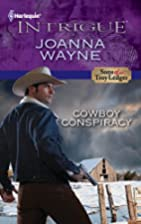Cowboy Conspiracy (Harlequin Intrigue…