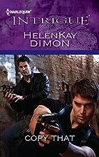 Copy That by HelenKay Dimon