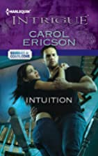 Intuition (Harlequin Intrigue Series) by…