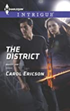 The District (Brody Law) by Carol Ericson