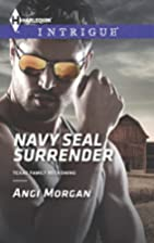 Navy SEAL Surrender (Harlequin IntrigueTexas…