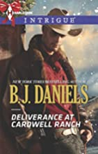 Deliverance at Cardwell Ranch (Harlequin…