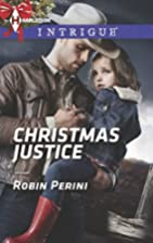 Christmas Justice (Harlequin LP Intrigue) by…