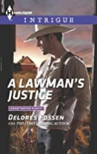 A Lawman's Justice (Sweetwater Ranch)…