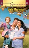 Brenda Novak: Baby Business: 9 Months Later (Harlequin Superromance No. 955)
