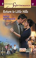 Return to Little Hills by Janice Macdonald