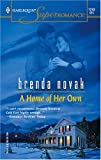 Novak, Brenda: A Home of Her Own (Harlequin Superromance, No. 1242)