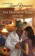The Man From Texas by Linda Style