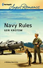 Navy Rules by Geri Krotow