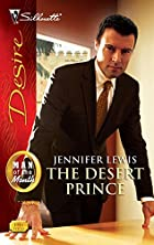 The Desert Prince by Jennifer Lewis