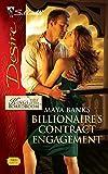 Banks, Maya: Billionaire's Contract Engagement (Silhouette Desire)
