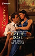 The Price of Honor by Emilie Rose