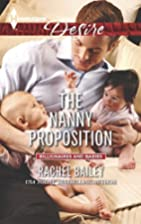 The Nanny Proposition by Rachel Bailey