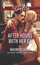 After Hours with Her Ex by Maureen Child