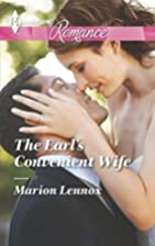 The Earl's Convenient Wife (Harlequin…