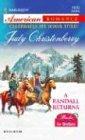 A Randall Returns by Judy Christenberry