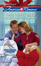 The Rancher's Christmas Baby by Cathy Gillen…