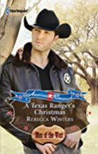A Texas Ranger's Christmas (Harlequin…