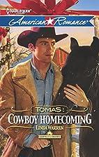 Tomas: Cowboy Homecoming (Harlequin American…