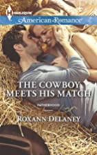 The Cowboy Meets His Match (Harlequin…