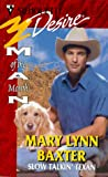 Mary Lynn Baxter: Slow Talkin' Texan (Man Of The Month) (Silhouette Desire)