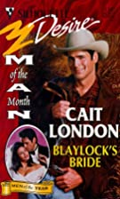 Blaylock's Bride by Cait London