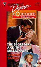 The Secretary and the Millionaire by Leanne…