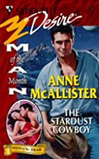 The Stardust Cowboy by Anne McAllister