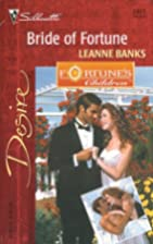 Bride of Fortune by Leanne Banks