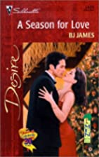 A Season for Love by BJ James