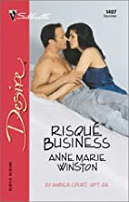 Risqué Business by Anne Marie Winston