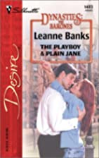 The Playboy & Plain Jane by Leanne Banks