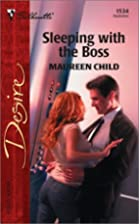 Sleeping With the Boss by Maureen Child