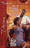 Alers, Rochelle: Very Private Duty: The Blackstones of Virginia (Silhouette Desire)