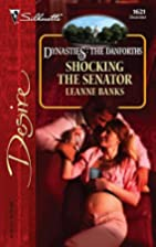 Shocking the Senator by Leanne Banks