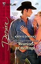 Reunion Of Revenge (Silhouette Desire) by…