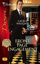 Front Page Engagement by Laura Wright