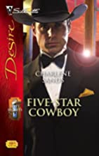Five-Star Cowboy by Charlene Sands