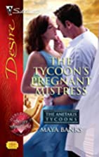 The Tycoon's Pregnant Mistress [aka The…