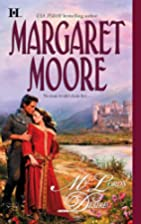 My Lord's Desire by Margaret Moore
