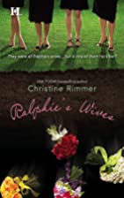 Ralphie's Wives by Christine Rimmer