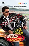 Britton, Pamela: Slow Burn (NASCAR Library Collection)