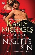 A Midsummer Night's Sin (Blackthorn…