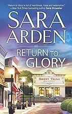 Return to Glory (Hqn) by Sara Arden